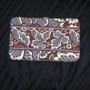 Vera Bradley state blooms clutch wallet